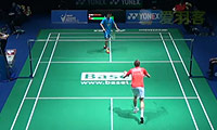 阿萨尔森VS陈跃坤 2014瑞士公开赛 男单1/8决赛视频
