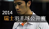 2014年瑞士羽毛球公开赛