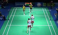 皮娅/普拉蒂普塔VS格里斯威斯基/迈克斯 2014瑞士公开赛 女双1/8决赛视频