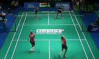 尼蒂娅/波莉VS班克尔/吉尔莫 2014瑞士公开赛 女双1/16决赛视频