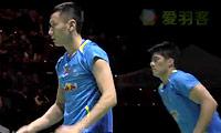 傅海峰/张楠VS李胜木/蔡佳欣 2014瑞士公开赛 男双半决赛视频