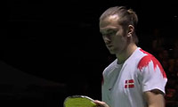 阿萨尔森VS约根森 2014瑞士公开赛 男单半决赛明仕亚洲官网
