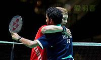 阿萨尔森VS欧斯夫 2014瑞士公开赛 男单1/4决赛明仕亚洲官网