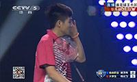 杨霖飞VS谢泽伟 2013谁是球王争霸赛 华北赛区男单决赛视频