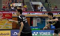 吴伟申/林钦华VS费尔纳迪/基多 2014马来黄金赛 男双半决赛视频