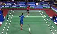 谌龙VS普拉诺 2014印度公开赛 男单1/16决赛视频