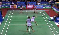 古塔/蓬纳帕VSChayanit/Peeraya 2014印度公开赛 女双1/16决赛视频