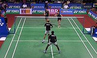 桥本博且/平田典靖VS鲁佩什/萨纳维 2014印度公开赛 男双1/16决赛视频