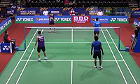 瓦赫尤那亚卡/尤苏夫VS桑杰斯/亚达夫 2014印度公开赛 男双1/16决赛视频