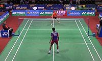 狄奥尼修斯VS马尔科夫 2014印度公开赛 男单1/16决赛视频