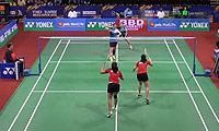 高爱罗/柳海媛VS加德雷/瑞迪 2014印度公开赛 女双1/16决赛视频