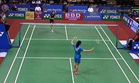 王适娴VS高桥沙也加 2014印度公开赛 女单1/8决赛视频
