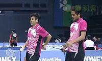 艾哈迈德/纳西尔VS科丁/尤尔 2014印度公开赛 混双1/4决赛视频