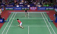 李雪芮VS刘鑫 2014印度公开赛 女单半决赛视频