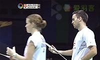 尼尔森/佩蒂森VS高成炫/金荷娜 2014印度公开赛 混双决赛视频