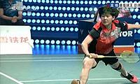 司徒瑾VS黄莉娜 2013谁是球王争霸赛 女单决赛明仕亚洲官网