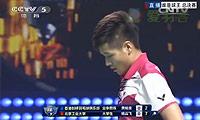 杨霖飞VS黄柏豪 2013谁是球王争霸赛 男单决赛明仕亚洲官网