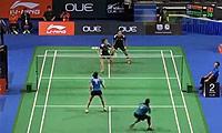 克里斯南塔/梁语嫣VS科纳/蓬纳帕 2014新加坡公开赛 混双1/16决赛视频