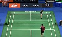 许仁豪VS孙完虎 2014新加坡公开赛 男单1/16决赛视频