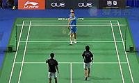 徐晨/马晋VS玛尼蓬/沙西丽 2014新加坡公开赛 混双1/8决赛视频