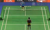 斯里坎特VS阮天明 2014新加坡公开赛 男单1/8决赛视频
