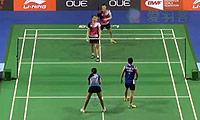柳延星/张艺娜VS费尔纳迪/普拉蒂普塔 2014新加坡公开赛 混双1/8决赛视频
