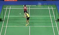 李雪芮VS三谷美菜津 2014新加坡公开赛 女单1/8决赛视频