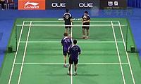 李胜木/蔡佳欣VS云天豪/陈伟强 2014新加坡公开赛 男双1/4决赛视频