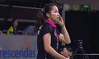 韩利VS因达农 2014新加坡公开赛 女单1/4决赛视频