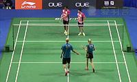 艾哈迈德/纳西尔VS克里斯蒂安森/霍曼 2014新加坡公开赛 混双1/4决赛视频