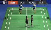 维迪安托/蒂莉VS高成炫/金荷娜 2014新加坡公开赛 混双半决赛视频