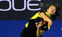 李雪芮VS成池铉 2014新加坡公开赛 女单半决赛视频