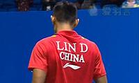 林丹VS西蒂空 2014中国大师赛 男单1/16决赛视频