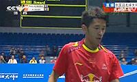 田厚威VS罗宾 2014中国大师赛 男单1/16决赛视频