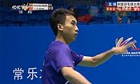 科希特VS廖骏伟 2014中国大师赛 男单1/16决赛视频