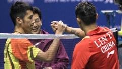 林丹夺得第五个中国大师赛男单冠军