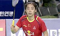 成池铉VS王适娴 2014亚锦赛 女单决赛视频