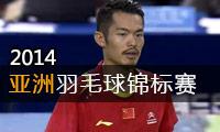 2014年亚洲羽毛球锦标赛