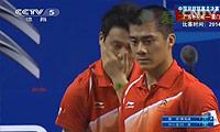 刘小龙/刘成VS蔡赟/傅海峰 2013中国羽超联赛 男双决赛视频