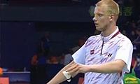 汤姆斯杯 丹麦取得小组赛首场胜利