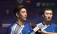 汤杯首日 马来西亚、韩国取首胜
