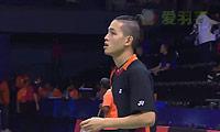 霍尔斯特VS黄永棋 2014汤姆斯杯 男单资格赛视频