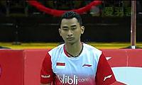苏吉亚托VS黄梓良 2014汤姆斯杯 男单资格赛视频