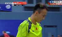 杜鹏宇VSA.伊万诺夫 2014汤姆斯杯 男单资格赛视频