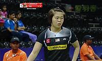 郑清亿VS杰克斯菲德 2014尤伯杯 女单资格赛视频