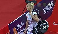 林吟芳VS延森 2014尤伯杯 女单资格赛视频