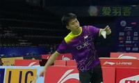 苏庞余VS李冠霆 2014汤姆斯杯 男单资格赛视频