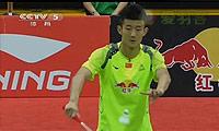 谌龙VS波萨那 2014汤姆斯杯 男单1/4决赛视频