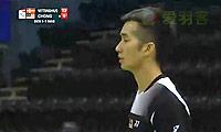 张维峰VS维汀哈斯 2014汤姆斯杯 男单1/4决赛视频