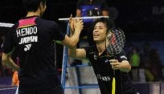 日本球员:中国队罕见失常 谌龙注意力不很集中